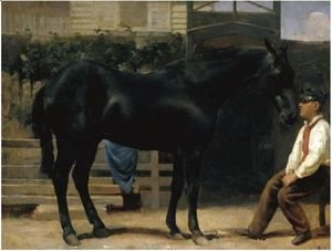 Jacques Laurent Agasse - The Midday Rest